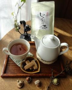 どんぐり茶